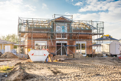 roadworks-on-housing-development
