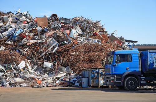 scrap metal insurance policy