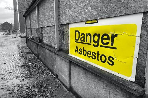 high risk insurance asbestos